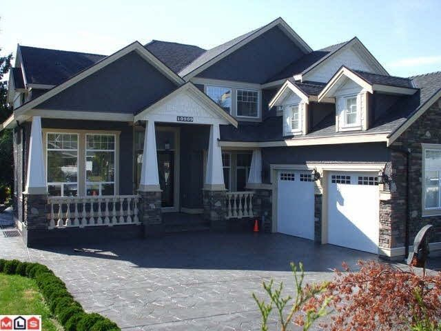 Main Photo: 10909 128A STREET in : Whalley House for sale : MLS®# R2353132