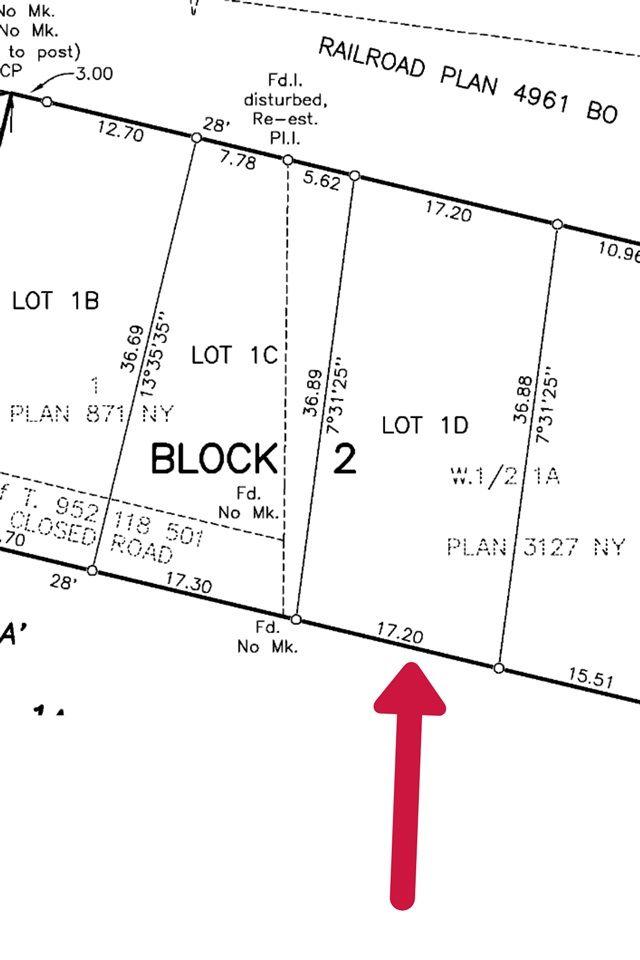 Main Photo: 302 1A Avenue SW: Slave Lake Vacant Lot for sale : MLS®# E4198443