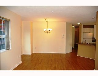 Photo 4: 306 1035 AUCKLAND Street in New_Westminster: Uptown NW Condo for sale (New Westminster)  : MLS®# V742438