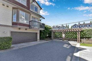 """Photo 32: 14 7155 189 Street in Surrey: Clayton Townhouse for sale in """"Bacara"""" (Cloverdale)  : MLS®# R2591463"""