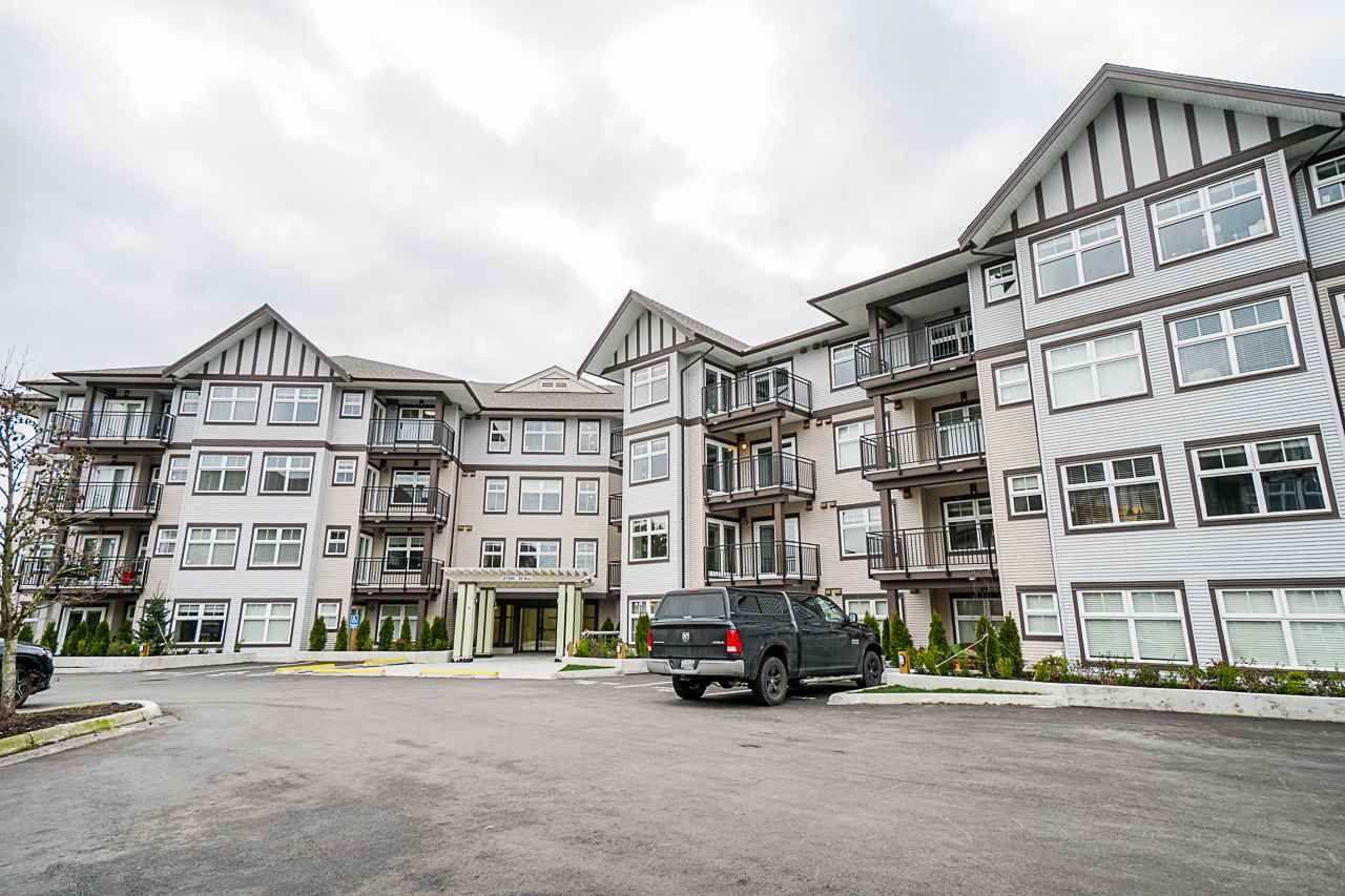 "Main Photo: 371 27358 32 Avenue in Langley: Aldergrove Langley Condo for sale in ""The Grand at Willow Creek"" : MLS®# R2538474"