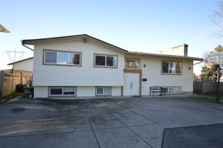 Photo 1: 3585 GLADWIN Road: House for sale in Abbotsford: MLS®# R2530530