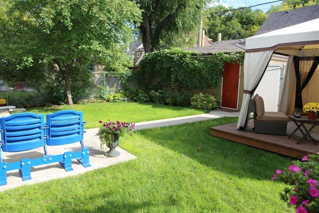 Photo 37: Photos: 105 Lipton Street in Winnipeg: Wolseley Single Family Detached for sale (West Winnipeg)  : MLS®# 1525388