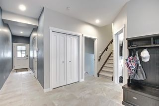 Photo 4: 213 Wentworth Row SW in Calgary: West Springs Row/Townhouse for sale : MLS®# A1123522
