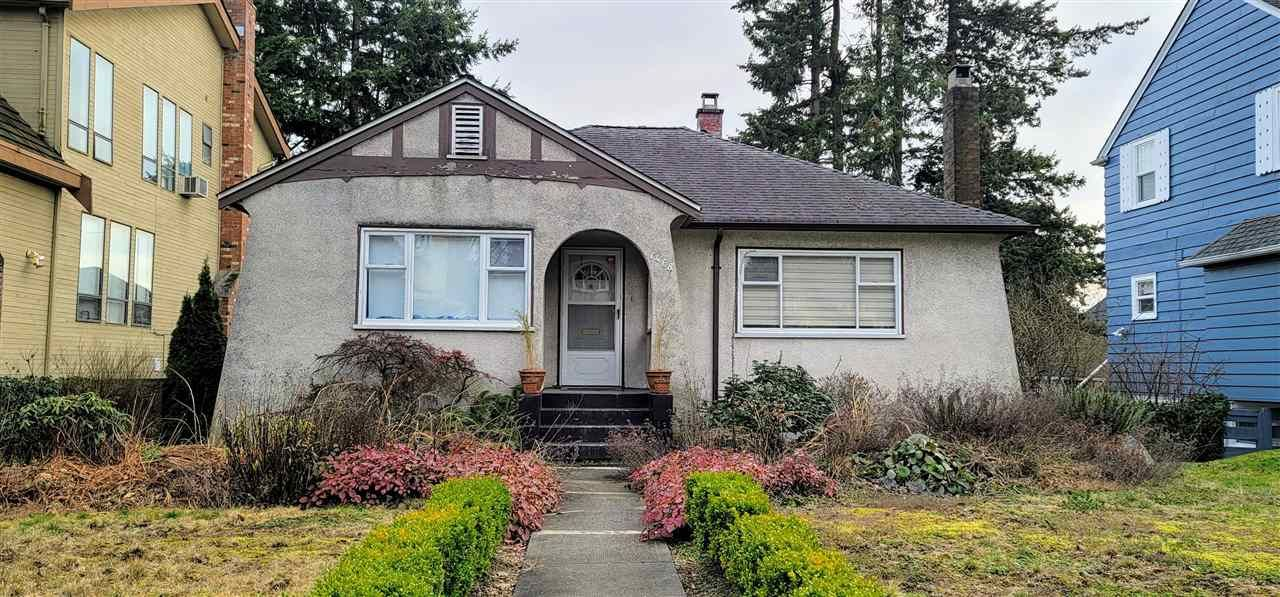 Main Photo: 1468 W 57TH Avenue in Vancouver: South Granville House for sale (Vancouver West)  : MLS®# R2576241
