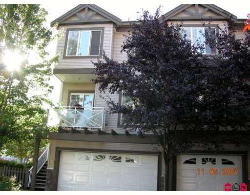 """Main Photo: 1 15133 29A Avenue in White_Rock: King George Corridor Townhouse for sale in """"Stonewoods"""" (South Surrey White Rock)  : MLS®# F2723566"""