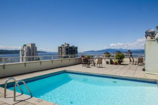 Photo 7: 604 1250 BURNABY STREET in Vancouver: West End VW Condo for sale (Vancouver West)  : MLS®# R2278336