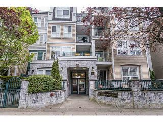 """Photo 1: 206 3278 HEATHER Street in Vancouver: Cambie Condo for sale in """"The Heatherstone"""" (Vancouver West)  : MLS®# V1121190"""