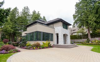 Photo 2: 2819 MARINE Drive in Vancouver West: Home for sale : MLS®# V1068347