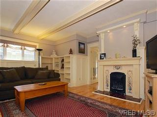 Photo 3: 50 Howe St in VICTORIA: Vi Fairfield West House for sale (Victoria)  : MLS®# 590110