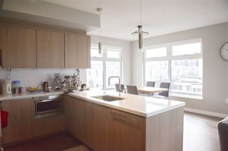 Photo 4: 409 9388 ODLIN Road in Richmond: West Cambie Condo for sale : MLS®# R2351561