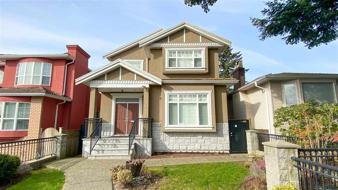 Main Photo: 6965 DAWSON Street in Vancouver: Killarney VE House for sale (Vancouver East)  : MLS®# R2544112