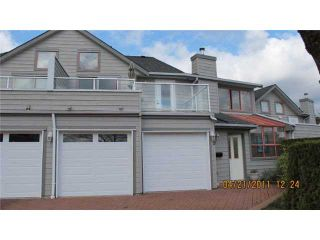Photo 1: 9 323 GOVERNORS Court in New Westminster: Fraserview NW Townhouse for sale : MLS®# V884941
