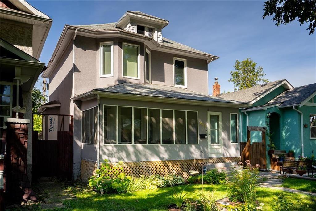 Main Photo: 612 Sherburn Street in Winnipeg: Residential for sale (5C)  : MLS®# 202022399