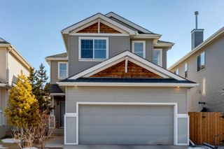 Main Photo: 253 Cougartown Circle SW in Calgary: Cougar Ridge Detached for sale : MLS®# A1082777