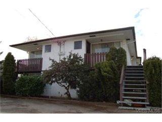 Photo 1:  in VICTORIA: SW Rudd Park Half Duplex for sale (Saanich West)  : MLS®# 424113