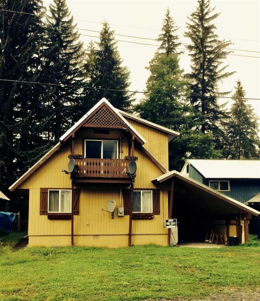 Main Photo: 1805 YUKON Drive in Stewart: Stewart/Cassiar House for sale (Terrace (Zone 88))  : MLS®# R2519365