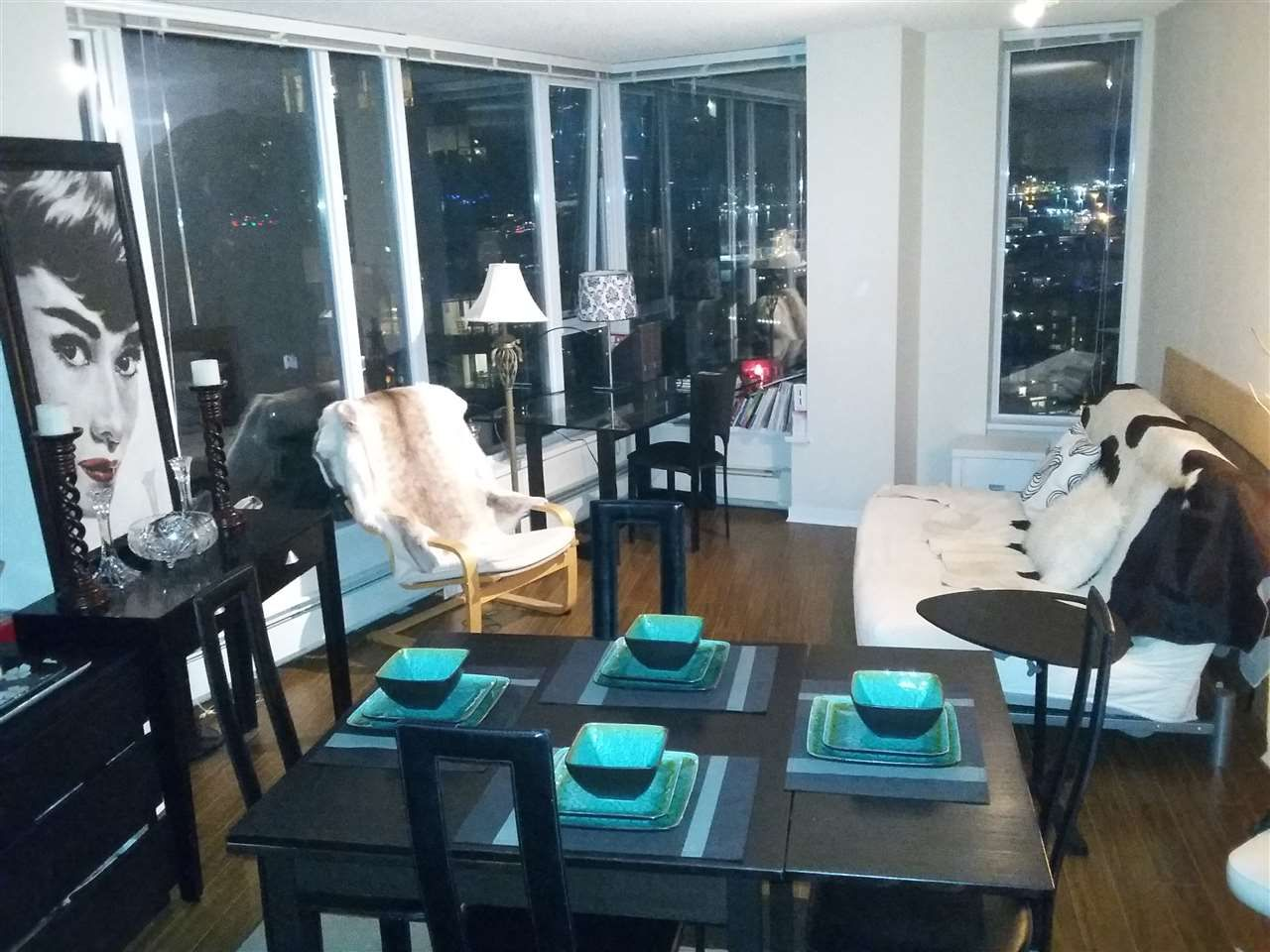 """Photo 6: Photos: 2803 188 KEEFER Place in Vancouver: Downtown VW Condo for sale in """"ESPANA"""" (Vancouver West)  : MLS®# R2112958"""