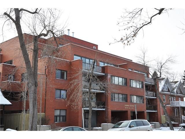 Main Photo: 402 929 18 Avenue SW in Calgary: Lower Mount Royal Condo for sale : MLS®# C4044007