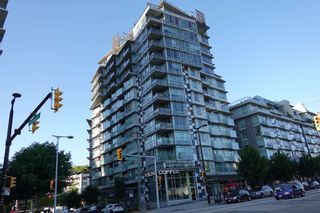 Photo 1: 603 89 W 2ND Avenue in Vancouver: False Creek Condo for sale (Vancouver West)  : MLS®# R2605958