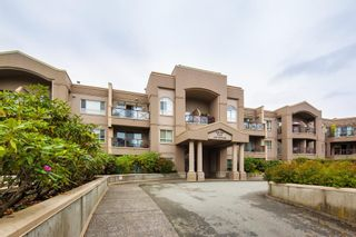 "Photo 1: 107 2109 ROWLAND Street in Port Coquitlam: Central Pt Coquitlam Condo for sale in ""PARKVIEW PLACE"" : MLS®# R2216847"