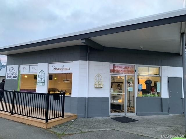 Main Photo: 509 13th Ave in : CR Campbell River North Retail for lease (Campbell River)  : MLS®# 863750