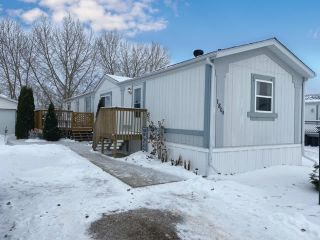 Photo 1: 1809 1 A Street Crescent: Wainwright Manufactured Home for sale (MD of Wainwright)  : MLS®# A1041974