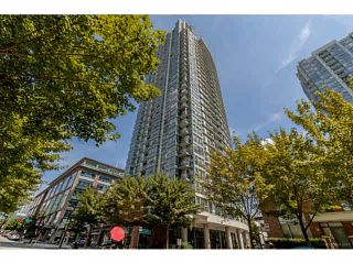 """Photo 1: 3110 928 BEATTY Street in Vancouver: Yaletown Condo for sale in """"MAX I"""" (Vancouver West)  : MLS®# V1135451"""