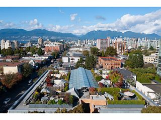 "Photo 5: PH6 1477 W 15TH Avenue in Vancouver: Fairview VW Condo for sale in ""Shaughnessy Mansion"" (Vancouver West)  : MLS®# V1087897"