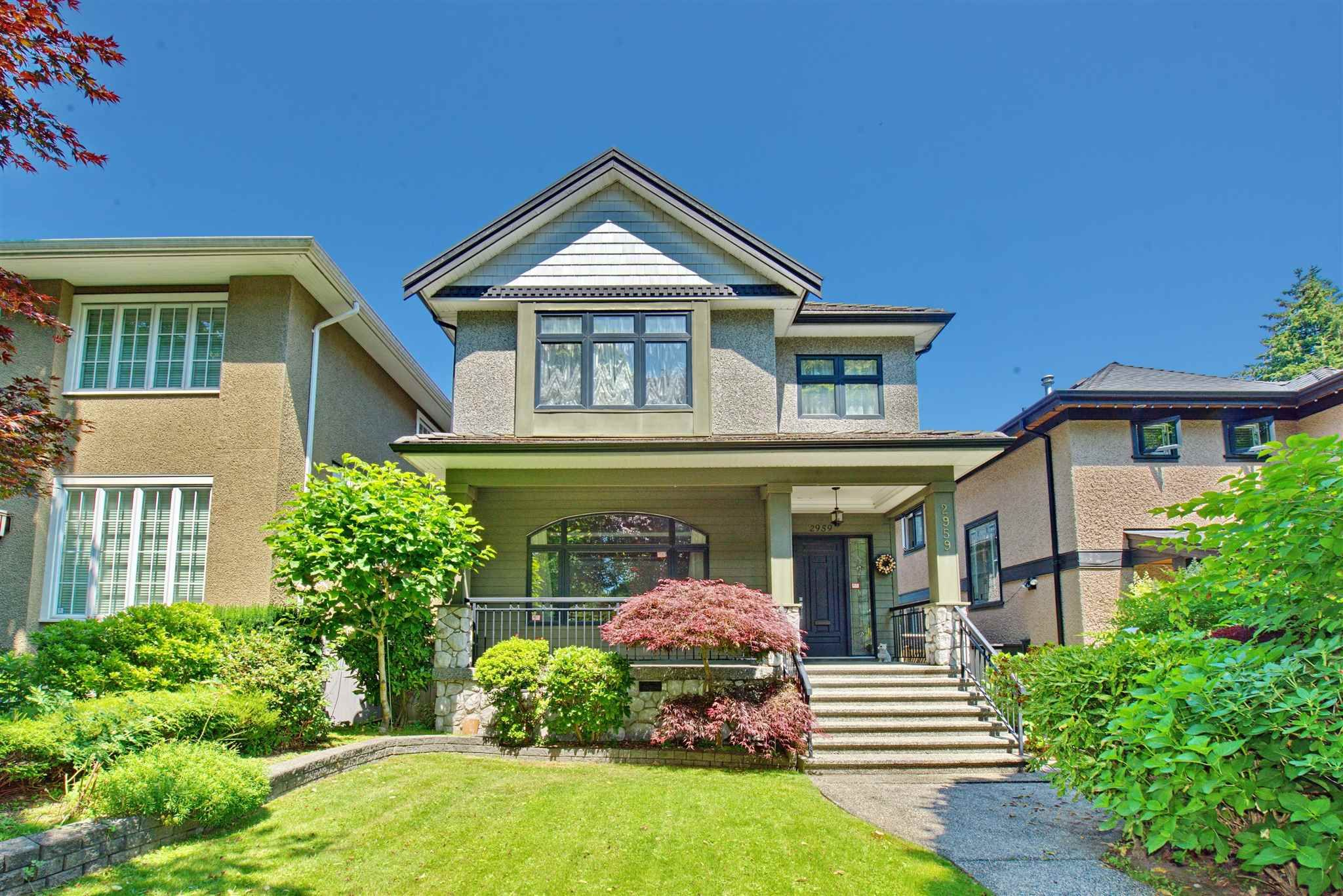 Main Photo: 2959 W 34TH Avenue in Vancouver: MacKenzie Heights House for sale (Vancouver West)  : MLS®# R2599500