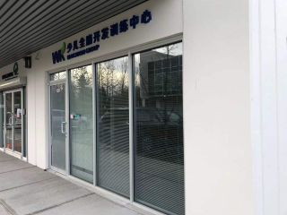 Photo 1: 130 8600 CAMBIE in Richmond: West Cambie Office for lease : MLS®# C8038789