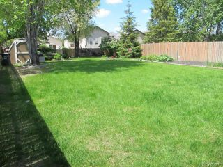 Photo 13: 59 Ranchgrove Bay in WINNIPEG: Transcona Residential for sale (North East Winnipeg)  : MLS®# 1405090
