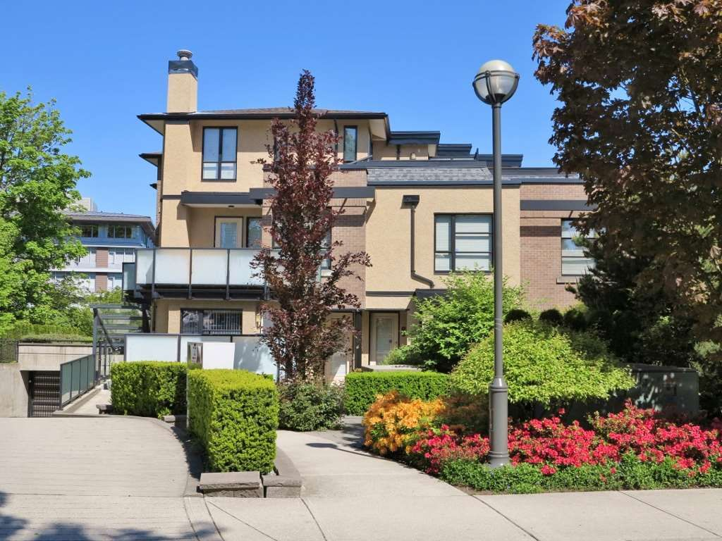 "Main Photo: 15 1863 WESBROOK Mall in Vancouver: University VW Townhouse for sale in ""ESSE"" (Vancouver West)  : MLS®# R2313059"