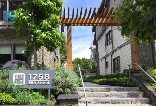 """Photo 3: 308 1768 55A Street in Delta: Cliff Drive Townhouse for sale in """"CITYHOMES NORTH GATE"""" (Tsawwassen)  : MLS®# R2587583"""