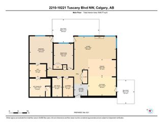 Photo 29: 2210 10221 TUSCANY Boulevard NW in Calgary: Tuscany Apartment for sale : MLS®# A1083400