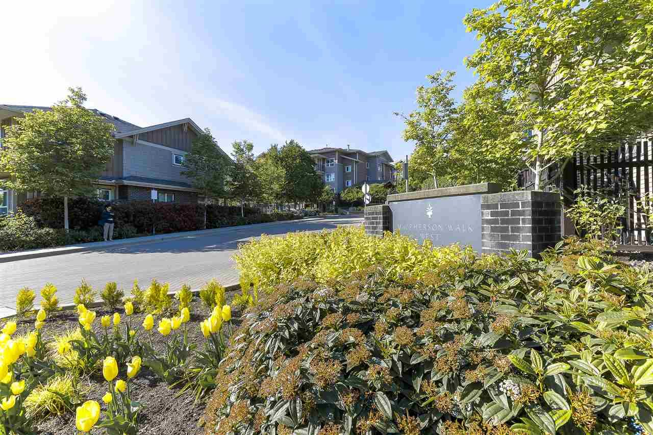 Main Photo: 416 5665 IRMIN Street in Burnaby: Metrotown Condo for sale (Burnaby South)  : MLS®# R2368762