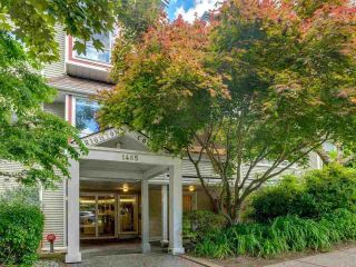 """Photo 1: 207 1465 COMOX Street in Vancouver: West End VW Condo for sale in """"Brighton Court"""" (Vancouver West)  : MLS®# R2594193"""