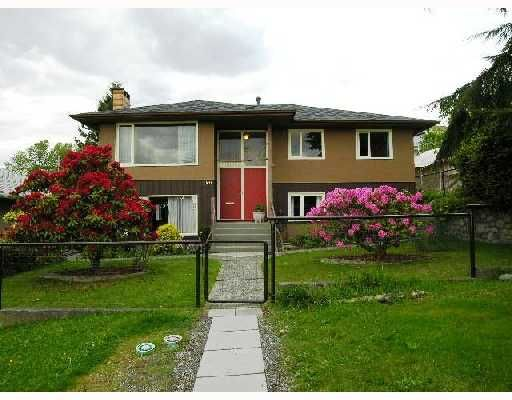 Main Photo: 4811 PANDORA Street in Burnaby: Capitol Hill BN House for sale (Burnaby North)  : MLS®# V709415