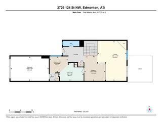 Photo 42: 2729 124 Street in Edmonton: Zone 16 Townhouse for sale : MLS®# E4253684