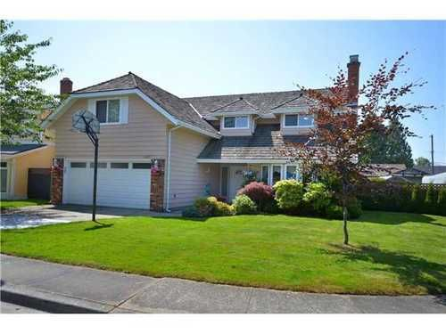 Main Photo: 8071 MIRABEL Court in Richmond: Woodwards Home for sale ()  : MLS®# V961411