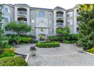 "Main Photo: 114 5677 208 Street in Langley: Langley City Condo for sale in ""Ivy Lea"" : MLS®# R2554108"