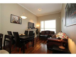 """Photo 8: 407 2627 SHAUGHNESSY Street in Port Coquitlam: Central Pt Coquitlam Condo for sale in """"VILLAGIO"""" : MLS®# V1076806"""
