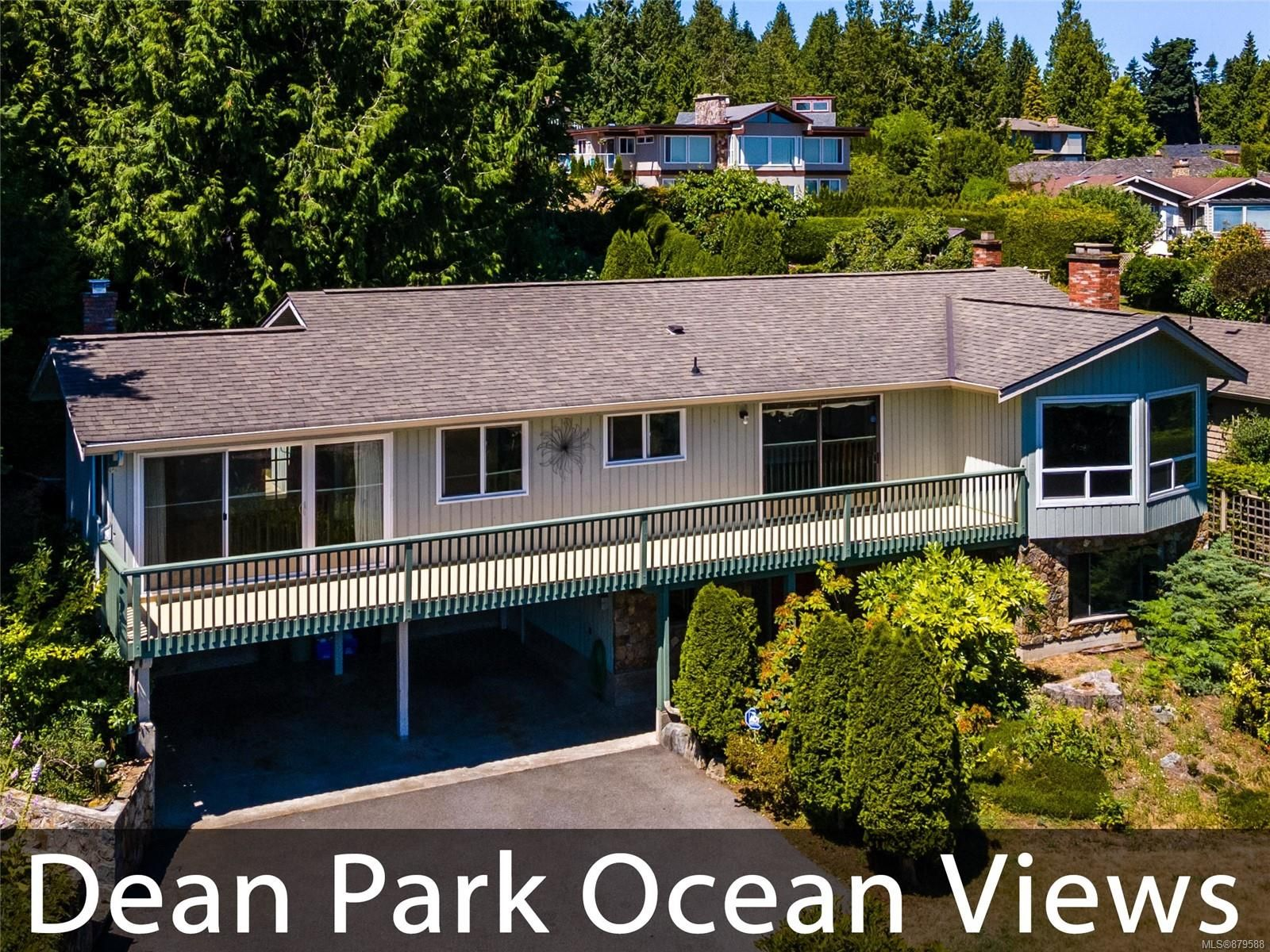 Main Photo: 8890 Haro Park Terr in : NS Dean Park House for sale (North Saanich)  : MLS®# 879588