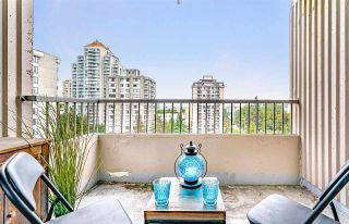 """Photo 26: 905 740 HAMILTON Street in New Westminster: Uptown NW Condo for sale in """"Statesman"""" : MLS®# R2522713"""
