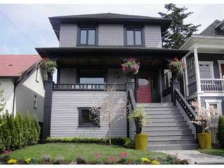 Photo 1: 1114 SEMLIN Drive in Vancouver: Grandview VE House for sale (Vancouver East)  : MLS®# V831438