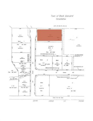 Photo 3: Lot 11 3 Street NE: Black Diamond Land for sale : MLS®# A1032384