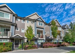 """Main Photo: 8 14285 64 Avenue in Surrey: East Newton Townhouse for sale in """"ARIA LIVING"""" : MLS®# R2618400"""