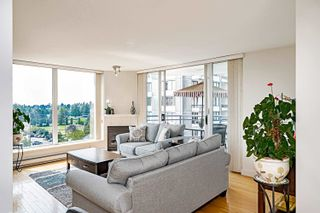 """Photo 4: 706 739 PRINCESS Street in New Westminster: Uptown NW Condo for sale in """"BERKLEY PLACE"""" : MLS®# R2609969"""
