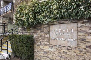 """Main Photo: 311 2495 WILSON Avenue in Port Coquitlam: Central Pt Coquitlam Condo for sale in """"ORCHID RIVERSIDE CONDOS"""" : MLS®# R2560322"""