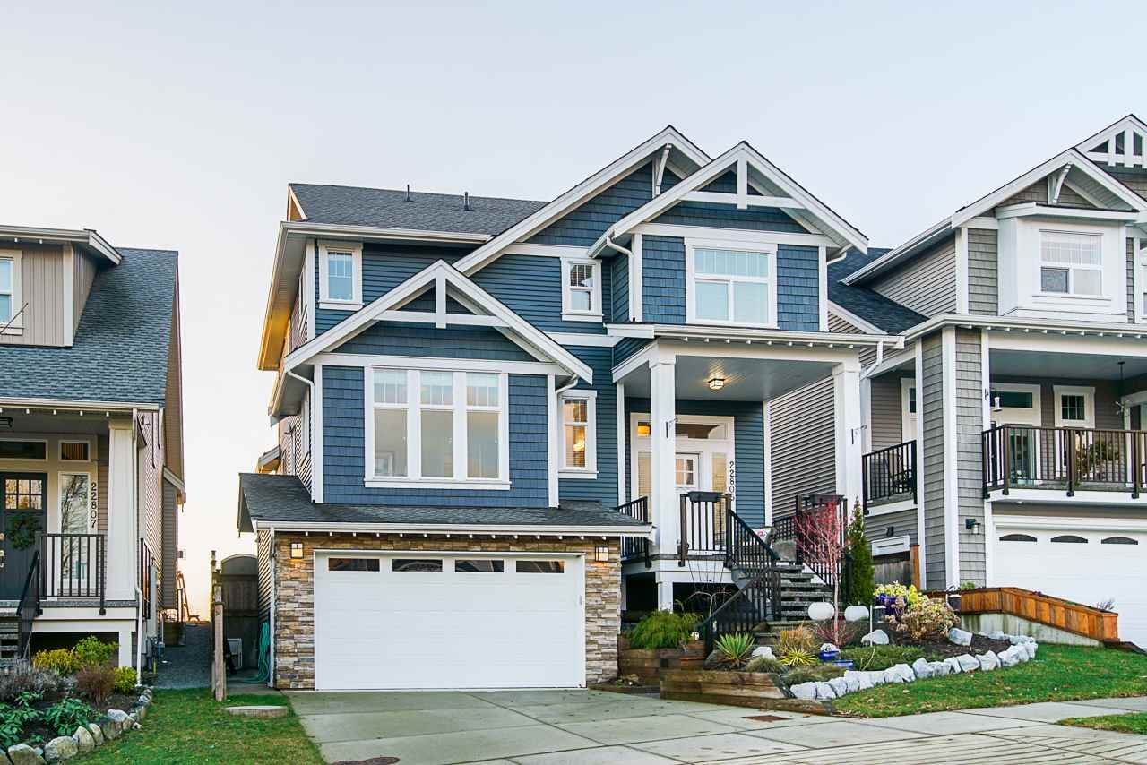 Main Photo: 22805 NELSON Court in Maple Ridge: Silver Valley House for sale : MLS®# R2530144